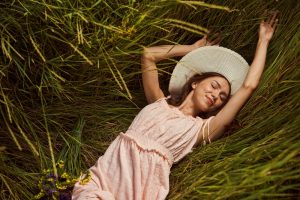 Sleeping in nature is good for your health